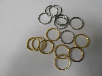 Rings in optical steel